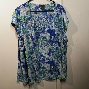 The limited blouse plus size